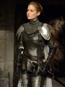 Leelee Sobieski as Joan of Arc