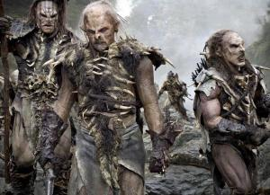Orcs from Jackson's Adaptation of LotR