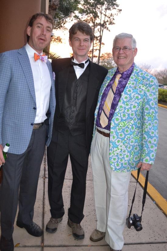 Joseph Prinz, AP Canavan & David G Hartwell ICFA 2013