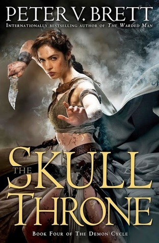 Review: The Skull Throne (Demon Cycle Book 4) by Peter V