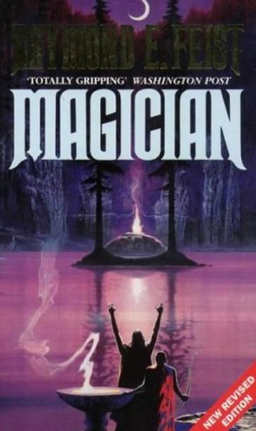 Magician Cover 2